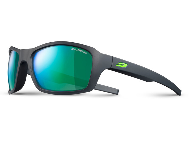 Julbo Extend 2.0 Spectron 3 Lunettes de soleil Enfant, matt dark blue-multilayer green